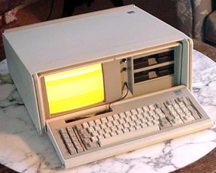RetroBits: Un remolque para llevar mi pc portátil al lavabo (IBM 5155C)