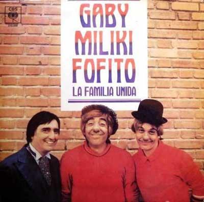 """Canciones de nuestra infancia, hoy: """"Chinito de amor"""" de Gaby, Miliki y Fofito"""
