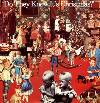 "Hits musicales de los 80: ""Do they know it's Christmas?"" de Band Aid"