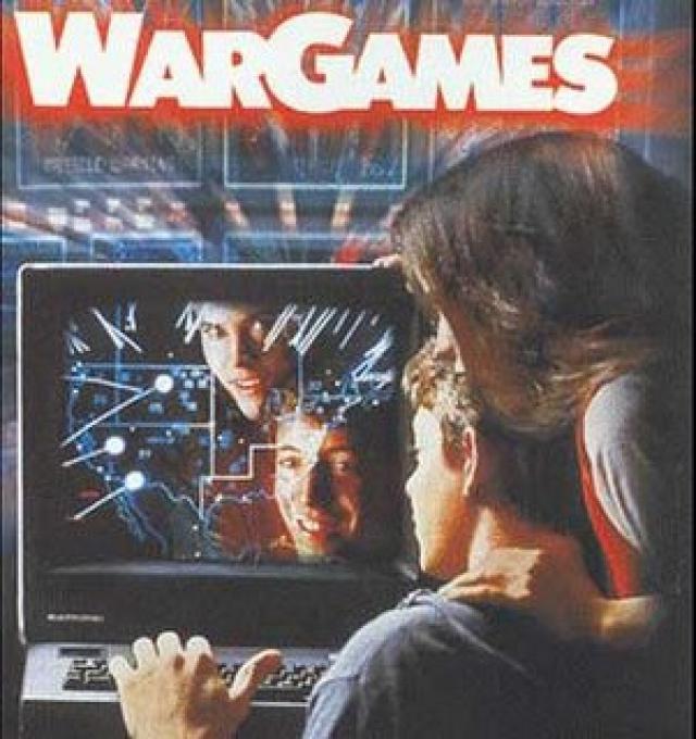 Resultat d'imatges de pelicula war games