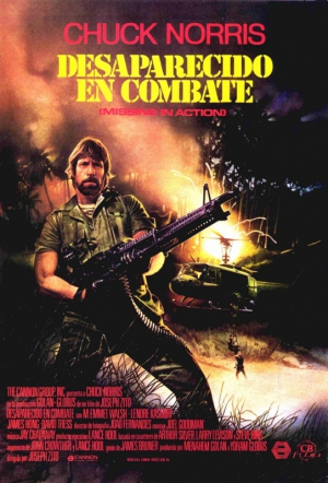 Desaparecido en combate (Missing in Action, 1984)