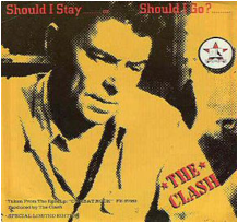 "Hits musicales de los 80, hoy: ""Should I stay or should I go"" de The Clash"