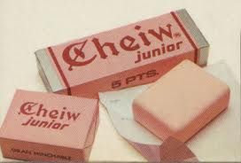 Chicles Cheiw Junior