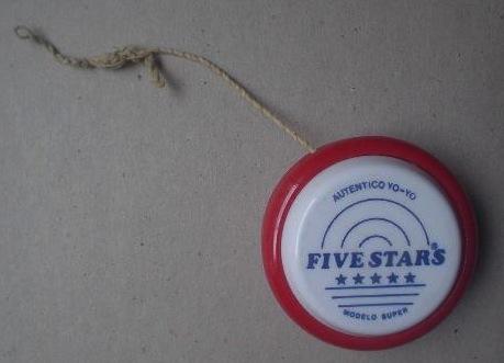 La foto de la semana: El yo-yo Five Stars
