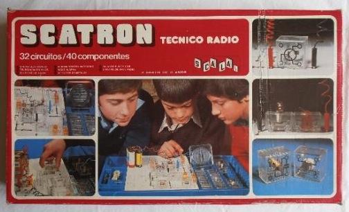 La foto de la semana: Scatron (técnico de radio)