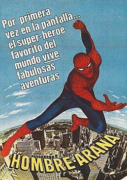 Spider-Man: La versión de los años 70 (I)