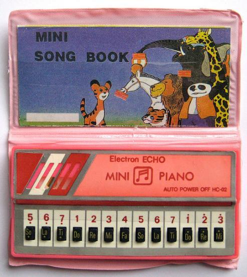 La foto de la semana: Electron ECHO Mini Piano
