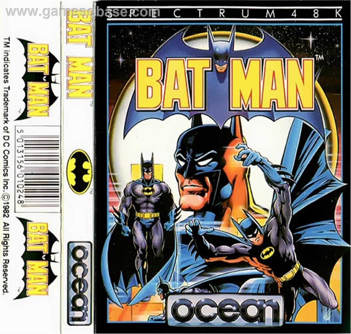 RetroBits: Batman (1986)