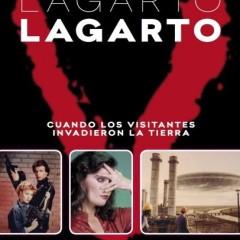 """""""Lagarto, lagarto"""", el libro definitivo para los fans de la serie """"V"""""""