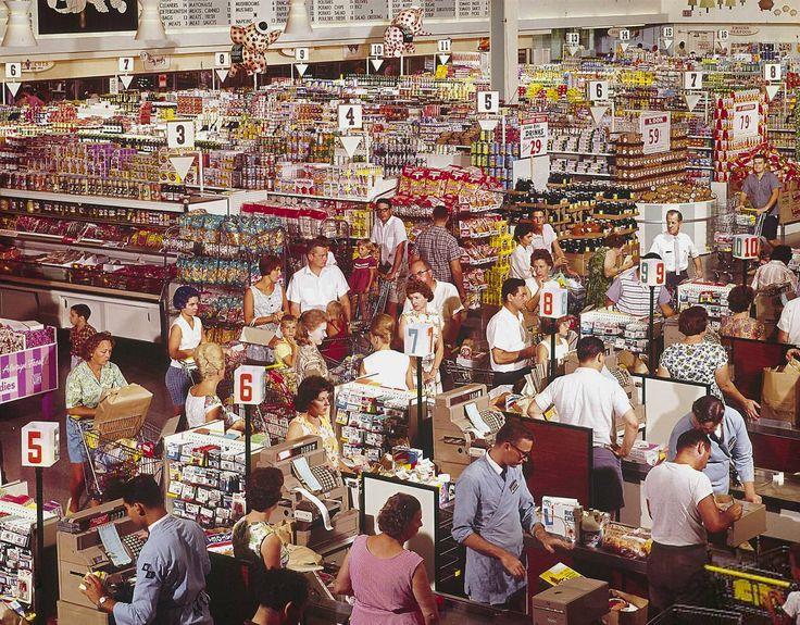3 productos de supermercado y 1 supermercado que cambiaron de nombre y que al hacerlo, de alguna manera, acabaron con una parte de mi infancia.