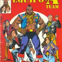 Cómics basados en series de televisión de los años 80