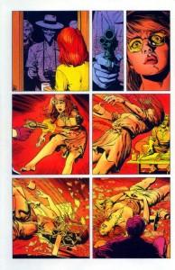 Uno de los momentos más escalofriantes jamás visto en un cómic de superhéroes.