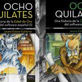 """Recomendación para el día del libro: """"Ocho quilates. Una historia de la Edad de Oro del Software Español"""""""