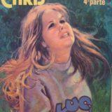 """Lecturas bizarras: """"El regreso de Chris: Nacida inocente 4ª parte"""""""