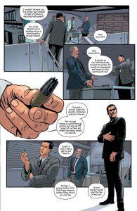 Q proporciona unas curiosas balas a 007.