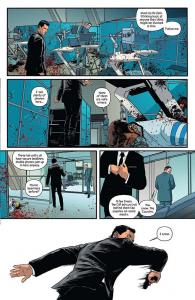 Bond encuentra cadáveres en el lugar menos pensado.