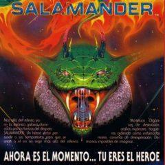 Salamander (Konami 1986) – Con 1 crédito.