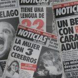 Las portadas más míticas de Noticias del Mundo