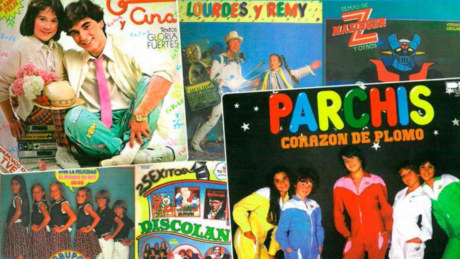 Grupos infantiles de los años 80 y 90 de los que no se acuerda ni Dios
