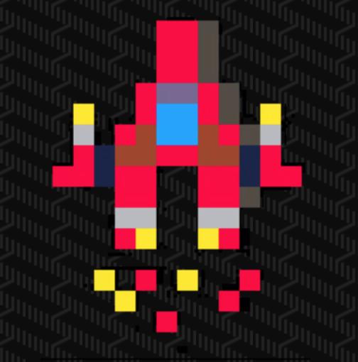 R0-Ace, un juego de naves retro acabado de salir del horno