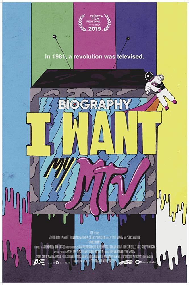 """""""I want my MTV"""", un documental sobre el nacimiento, auge y caída de la MTV."""