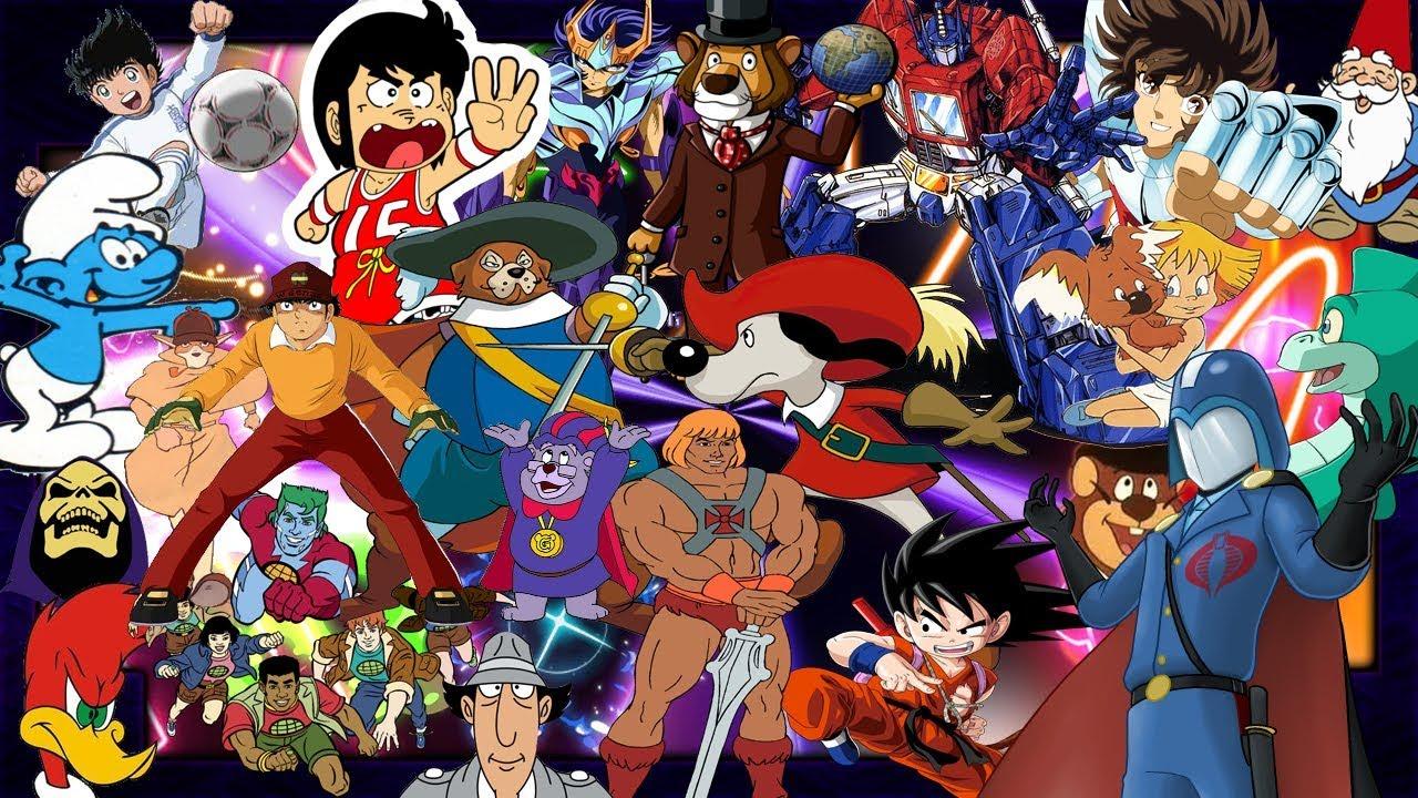 Top 10 de sintonías de series de dibujos animados