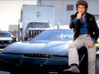 ¡K.I.T.T. sale a subasta! Por fin puedes tener tu propio coche fantástico
