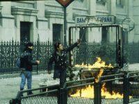 """""""El Cojo Manteca"""", el terror de las manifestaciones"""
