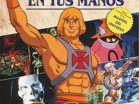 """""""El poder en tus manos"""", un libro para todos los fans de Masters del universo"""